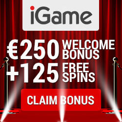 igame welcome bonus