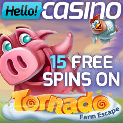 Hellocasino free spins no deposit
