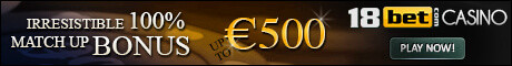 18bet free spins
