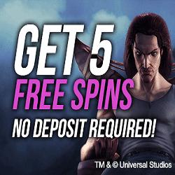 dragonara free spins no deposit on dracula may 2015