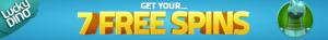luckydino 7 free spins 468