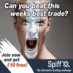 spiffx betting exchange 250
