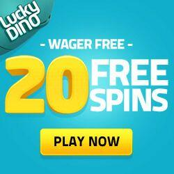 luckydino no deposit free spins 20 netent