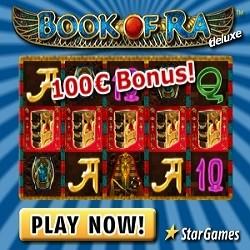 stargames book of ra welcome bonus