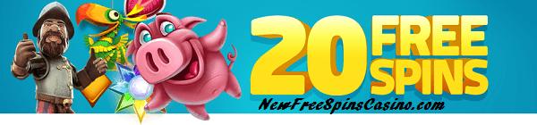 luckydino 20 free spins no deposit