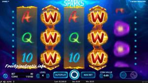 Sparks new netent slots premiere