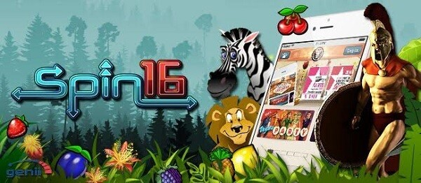 spin16 exclusive leovegas slots review