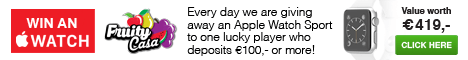 Win an Apple Watch with FruityCasa