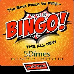 5dimes bingo bonus