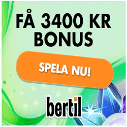 bertil welcome bonus 1