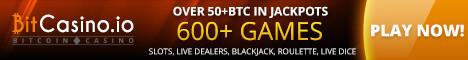 bitcasino btc casino welcome bonus