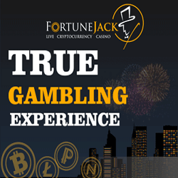 fortunejack btc casino bonus