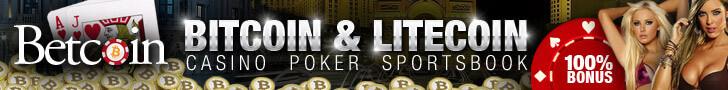 betcoin casino bonus