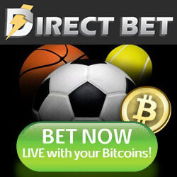 directbet bitcoin betting and bitcoin casino