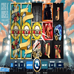 guns n' roses free spins no deposit bonus codes