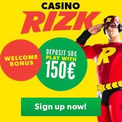 rizk casino no deposit bonus codes