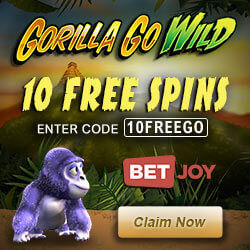 betjow casino no deposit bonus codes