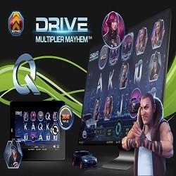 drive multiplier mayhem free spins no deposit