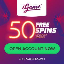 igame free spins no deposit on starburst