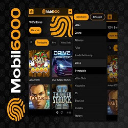 mobil6000 casino free spins no deposit