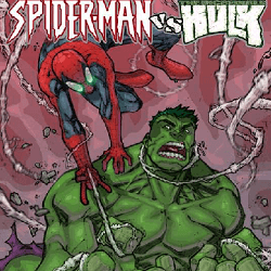 Spiderman Slot vs The Hulk Slot