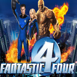 the fantastic four marvel slots