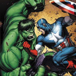 captain america vs hulk marvel slots