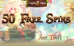 caribic casino free spins no deposit