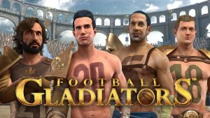 football gladiators novomatic free spins no deposit
