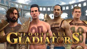 football gladiators novomatic free spins no deposit