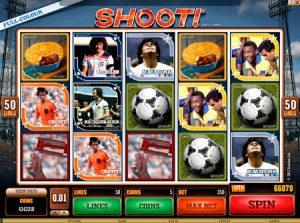 shoot free spins no deposit