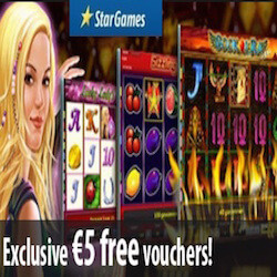 voucher codes for free on stargames