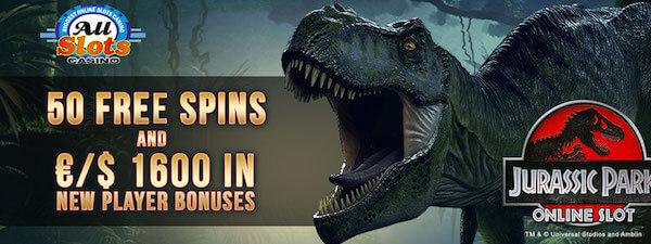 Play Jurassic Island Online Pokies at Casino.com Australia