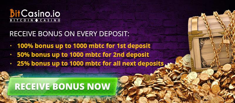 bitcasino bonus every deposit
