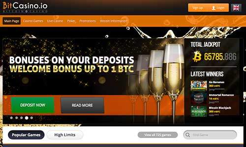 bitcasino review