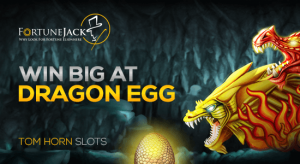 dragon egg free spins no deposit