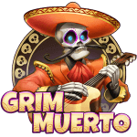grim muerto free spins