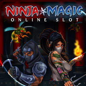 ninja magic free spins no deposit