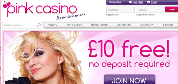 free casino cash no deposit