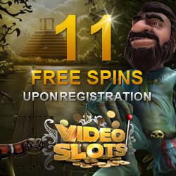 videoslots casino free spins no deposit