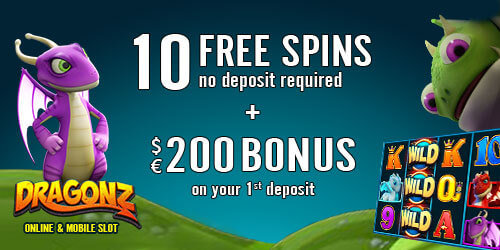dragonz-free-spins-no-deposit