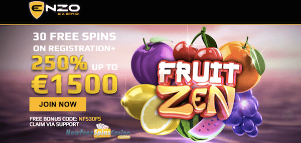 enzo-casino-exclusive-free-spins-no-deposit