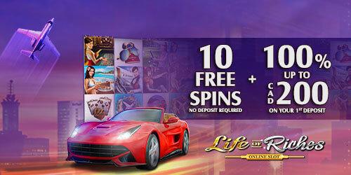 life of riches free pokies no deposit bonus