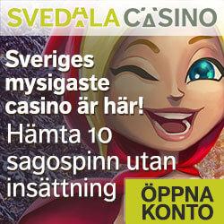 svedala casino no deposit bonus codes