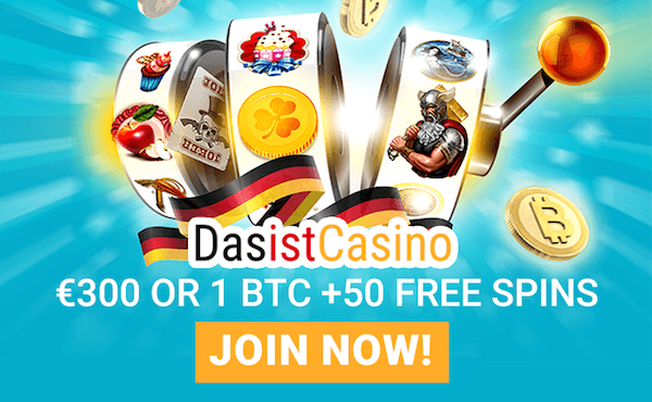 dasistcasino bitcoin exclusive no deposit bonus