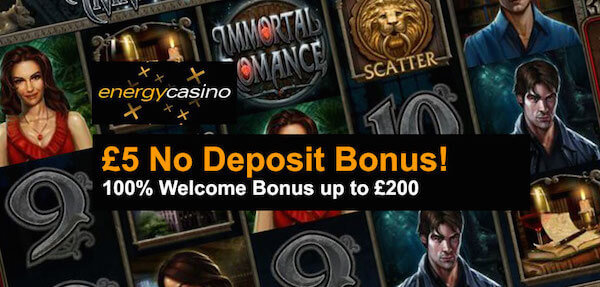energy casino no deposit free cash bonus