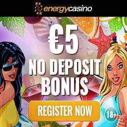 energycasino no deposit free spins