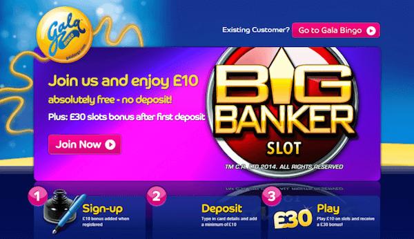 gala bingo no deposit bonus