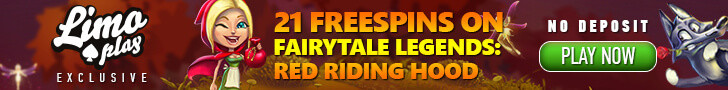 limoplay casino exclusive free spins no deposit