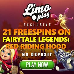 limoplay exclusive no deposit bonus codes